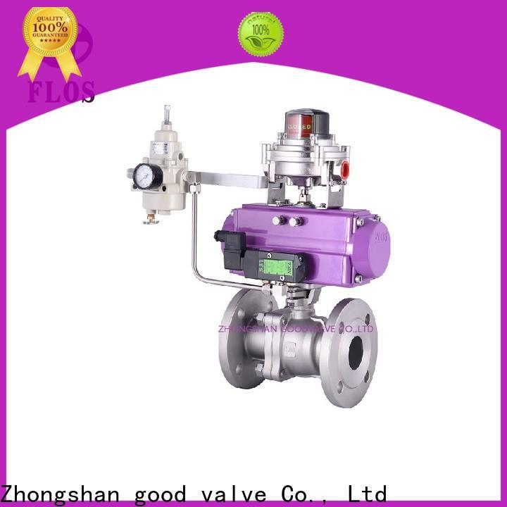 FLOS Best 2 piece valve factory